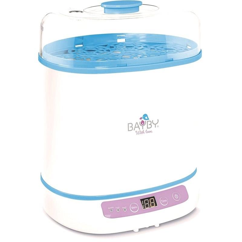 BAYBY Sterilizátor a parní hrnec BBS 3020 - Sterilizátor