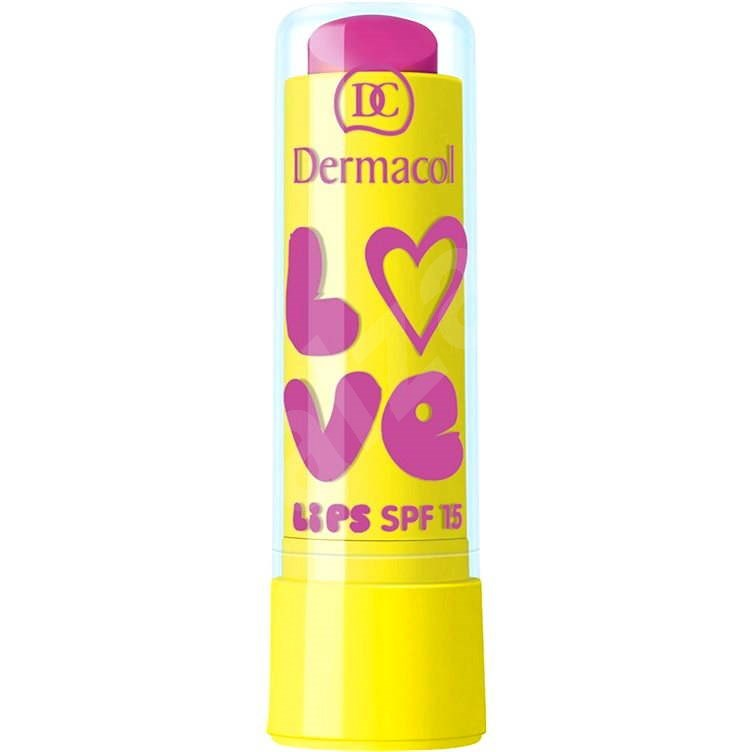 DERMACOL Love Lips č. 11 3,5 ml - Balzám na rty