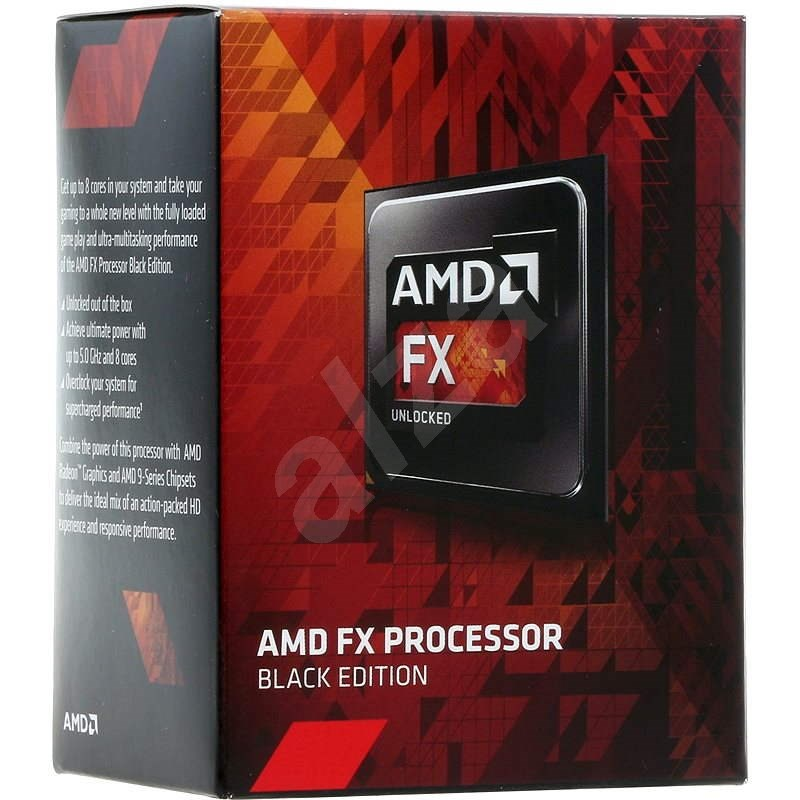 AMD FX-8370E - Procesor
