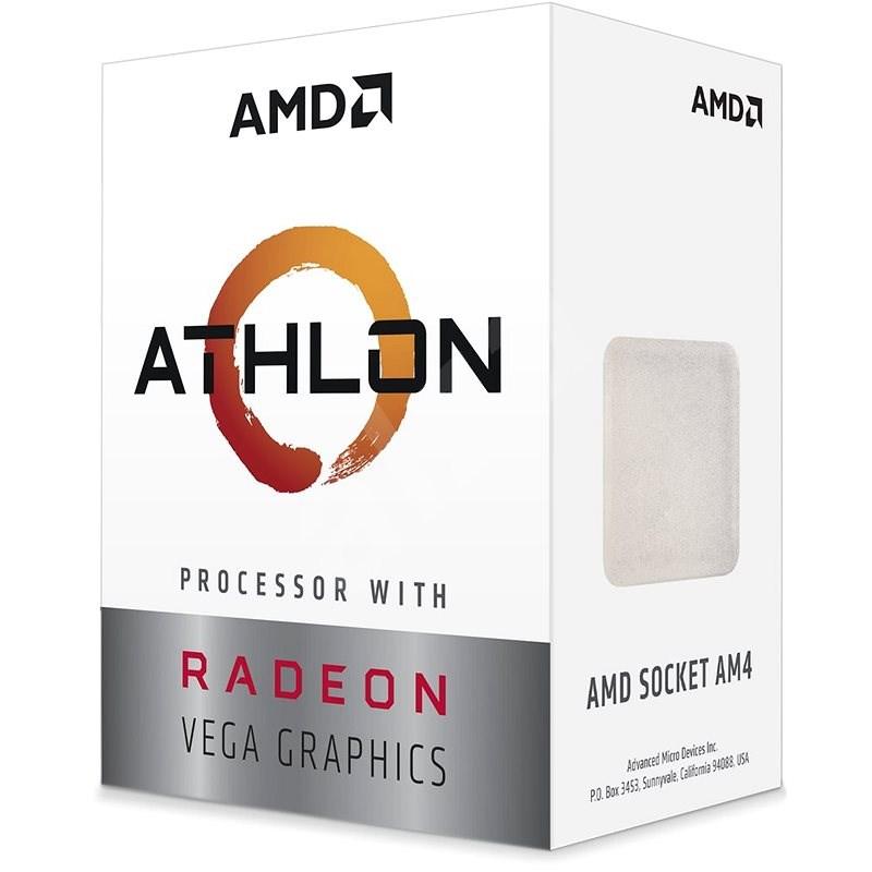 AMD Athlon 200GE - Procesor