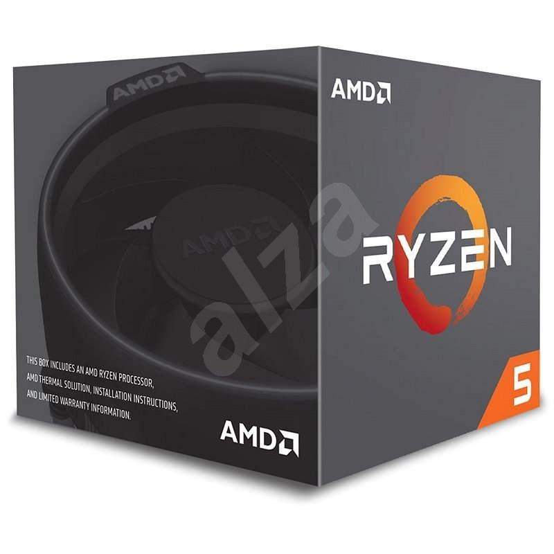 AMD RYZEN 5 1600 - Procesor