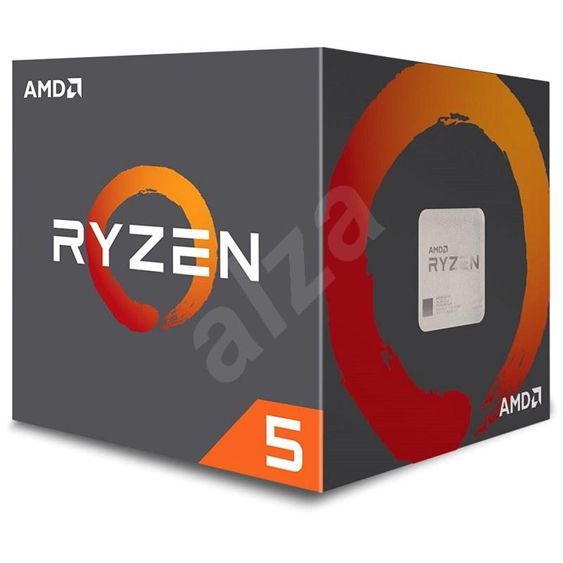 AMD RYZEN 5 2600X - Procesor