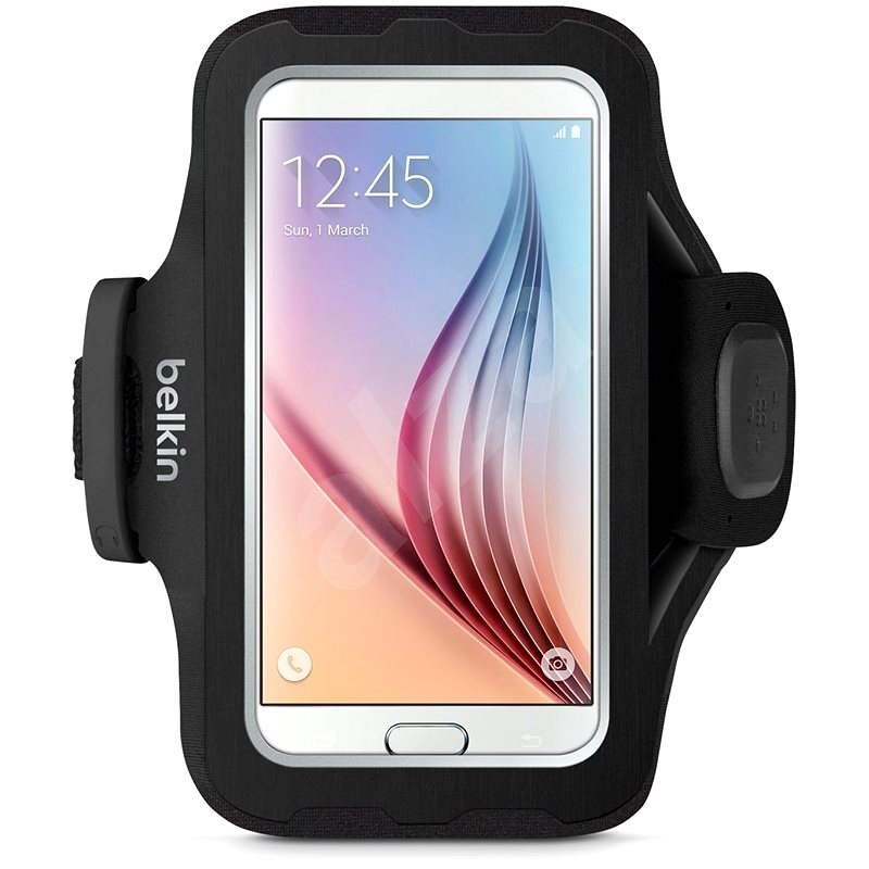 Belkin Slim-fit Armband černé - Pouzdro na mobil