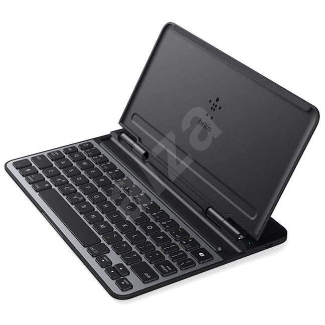 Belkin Mobile Wireless Keyboard  - černá - Klávesnice