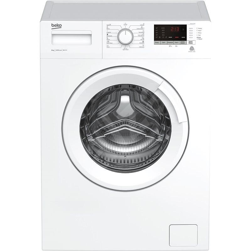 BEKO WRE 6512 BWW - Úzká pračka
