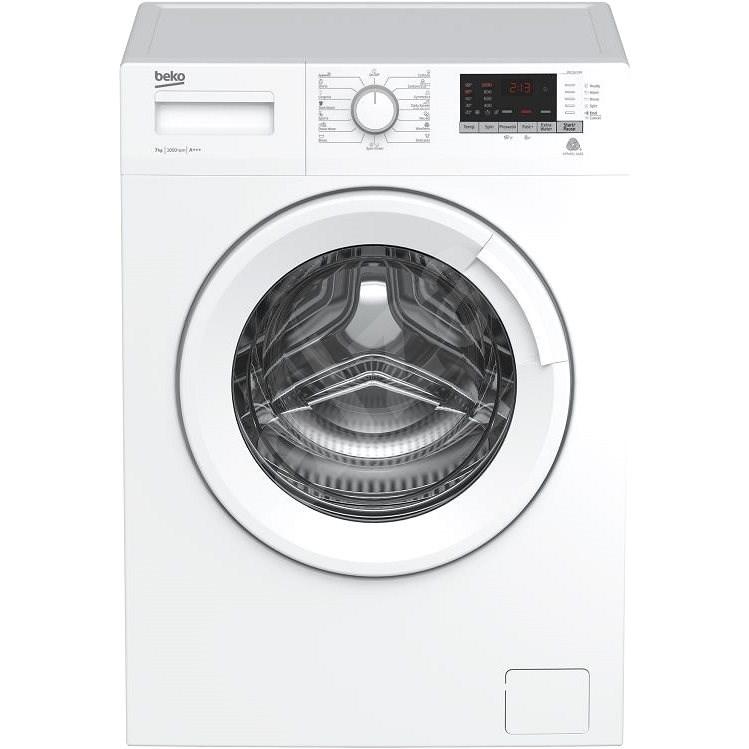 BEKO WRE7512XWW - Úzká pračka