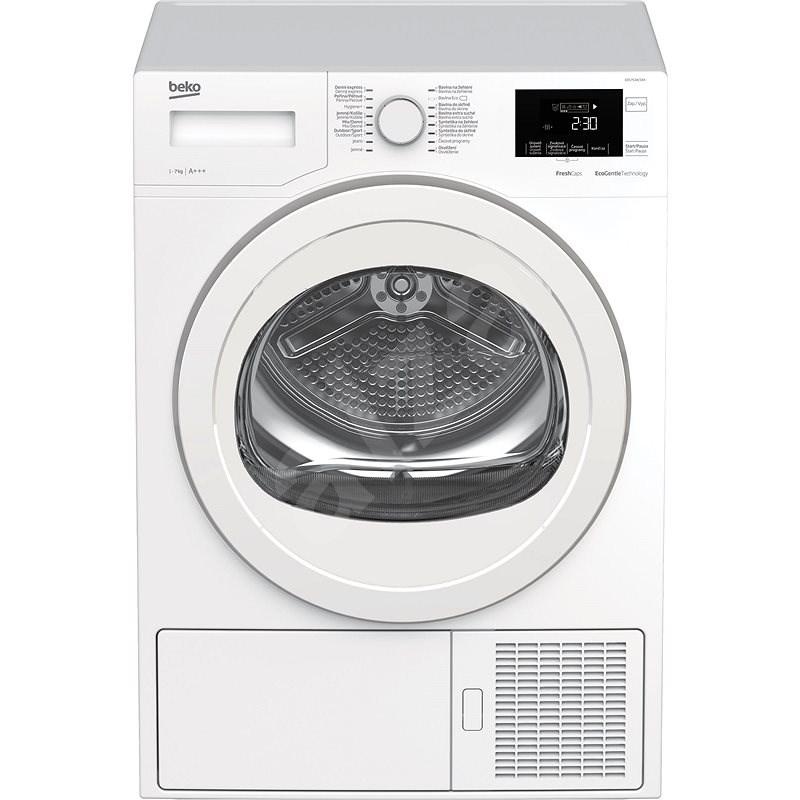 BEKO EDS7534CSRX - Sušička prádla