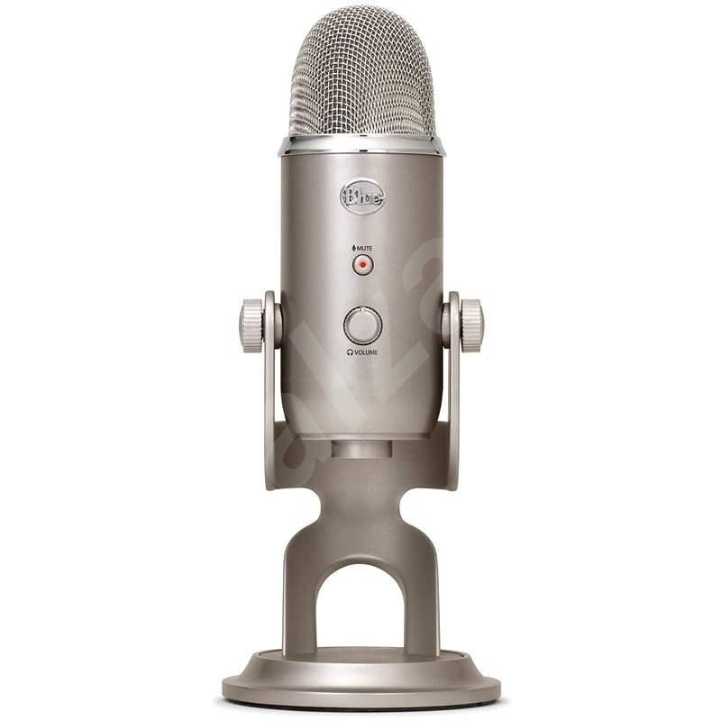 BLUE Yeti Platinum - Mikrofon