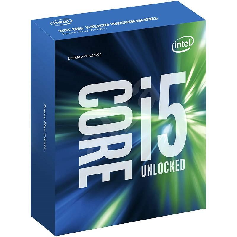 Intel Core i5-6600K - Procesor
