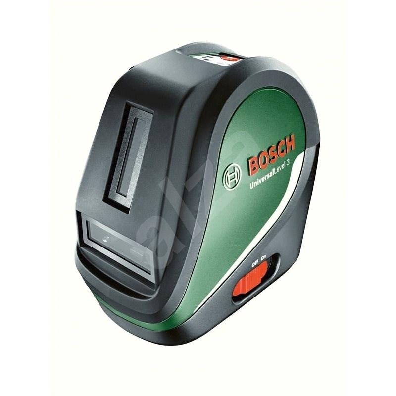 Bosch UniversalLevel 3 + stativ - Křížový laser