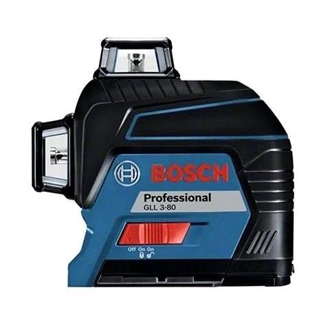 BOSCH GLL 3-80 Professional - Křížový laser
