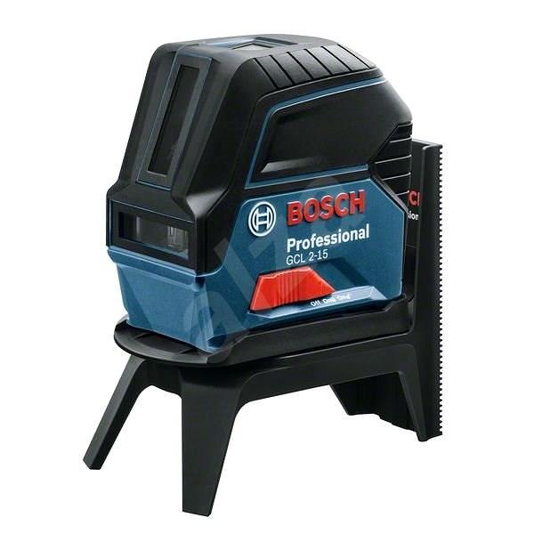BOSCH GCL 2-15 + RM1 Professional - Křížový laser