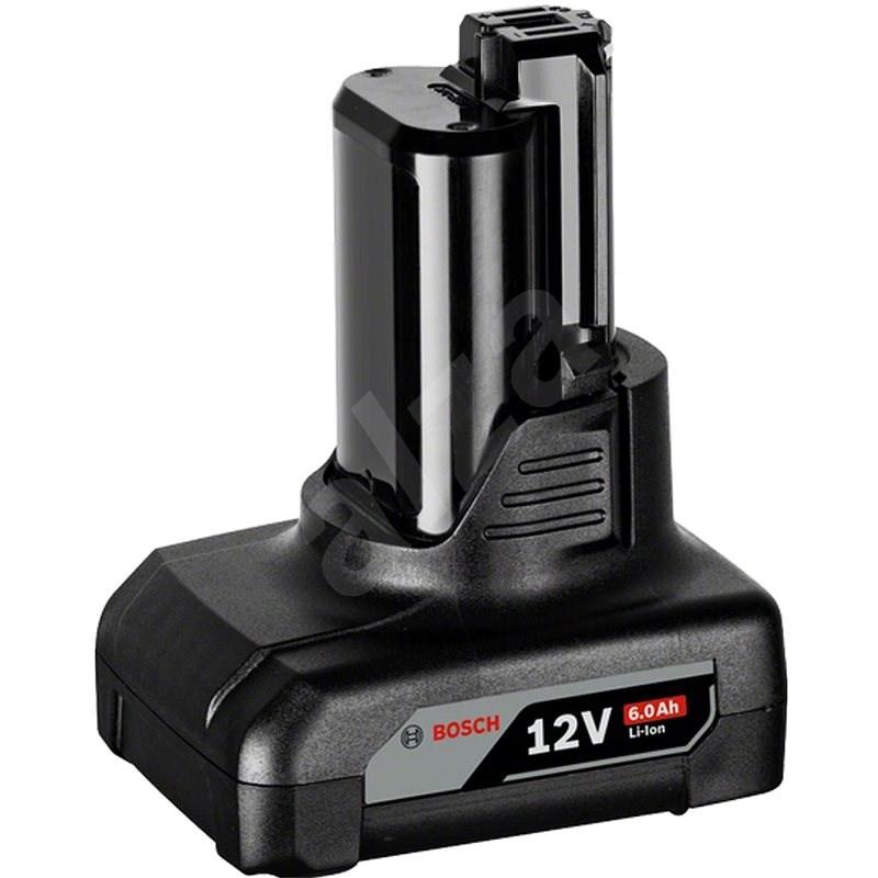 BOSCH GBA 12V 6,0Ah - Náhradní akumulátor