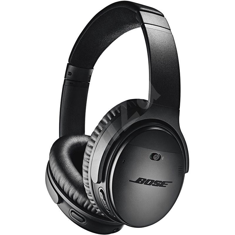 BOSE QuietComfort 35 II černá - Bezdrátová sluchátka