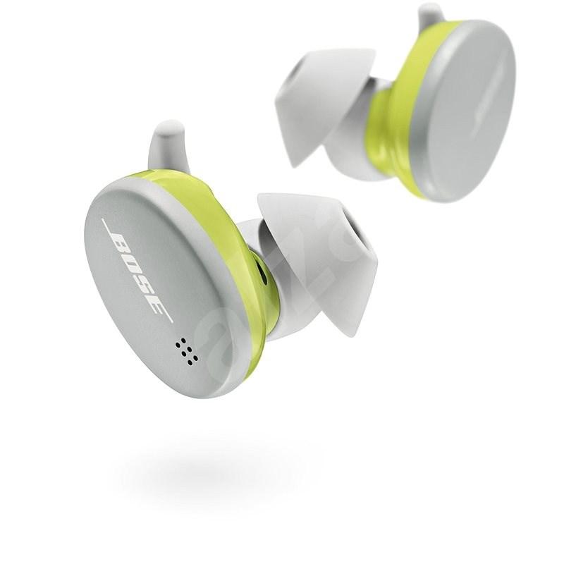 BOSE Sport Earbuds bílá - Bezdrátová sluchátka
