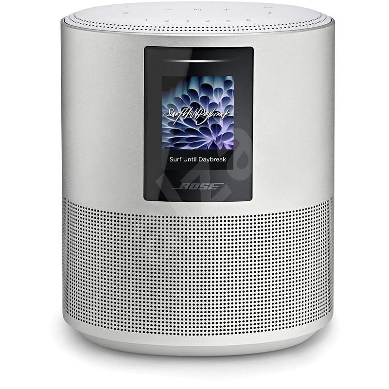 BOSE Home Smart Speaker 500 stříbrný - Bluetooth reproduktor