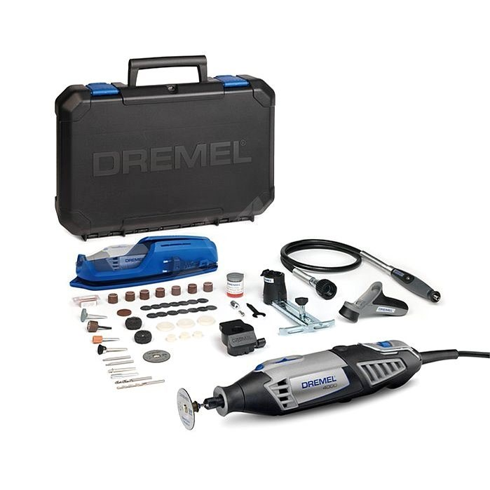 DREMEL 4000 Series EZ Wrap case - Bruska