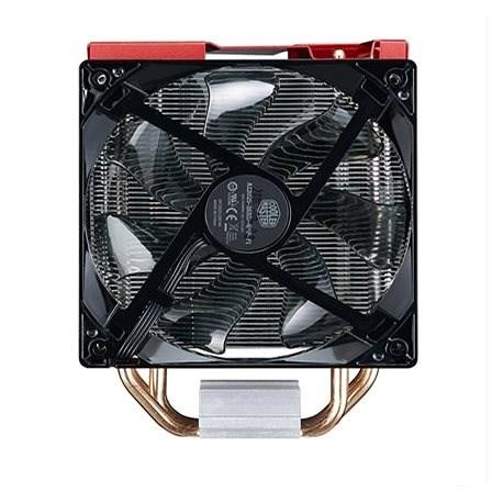 Cooler Master Hyper 212 LED Turbo Red - Chladič na procesor