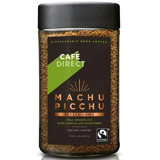 Cafédirect Machu Picchu instantní káva 200g - Káva
