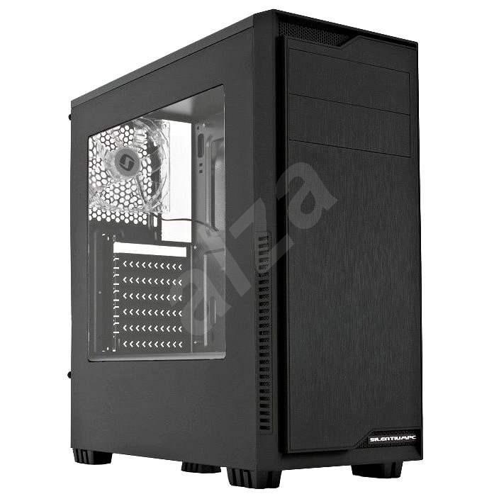 SilentiumPC Regnum RG1W Pure Black - Počítačová skříň