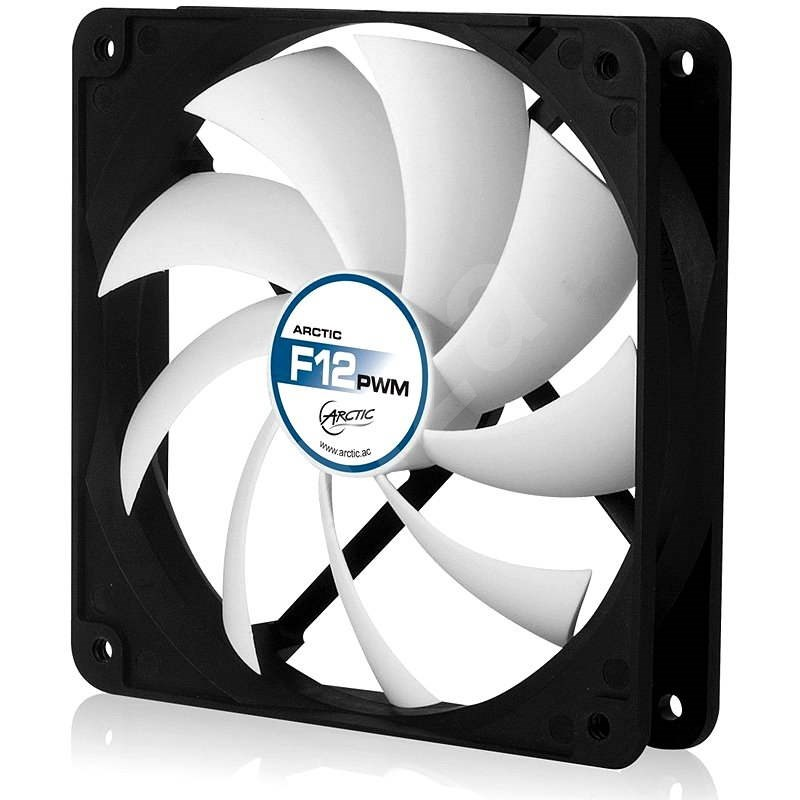 ARCTIC F12 PWM 120mm - Ventilátor do PC
