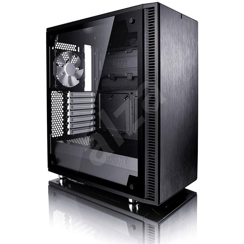 Fractal Design Define C Tempered Glass - Počítačová skříň