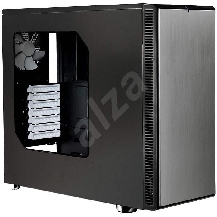 Fractal Design Define R4 Titanium Grey - Window - Počítačová skříň