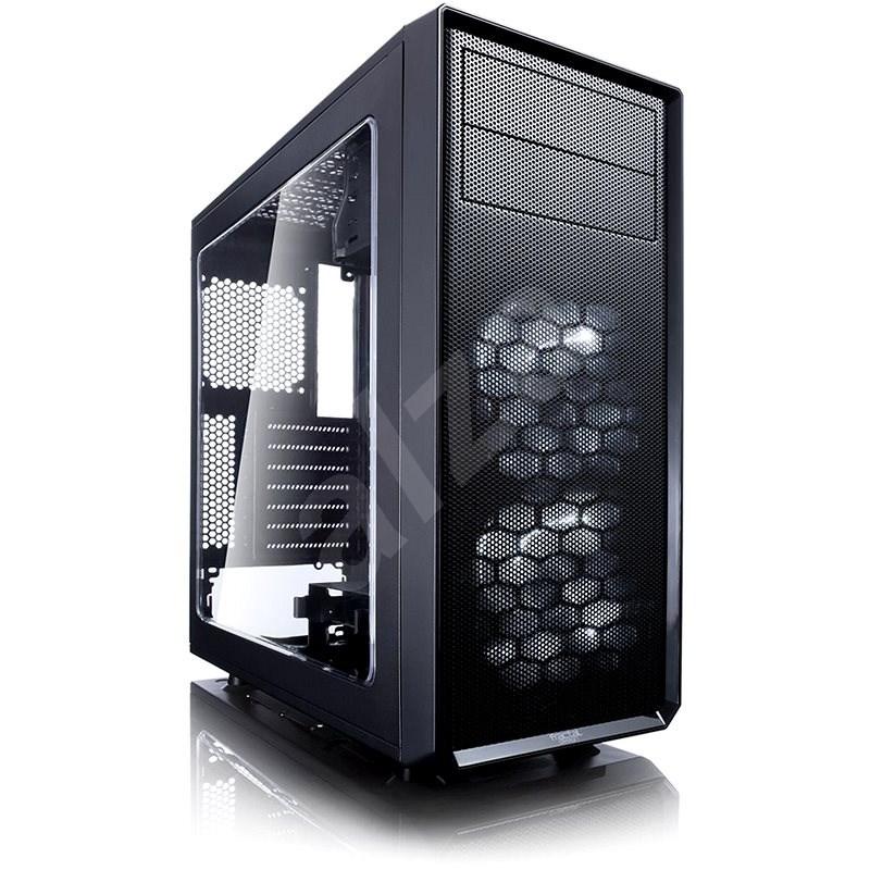 Fractal Design Focus G Black - Počítačová skříň