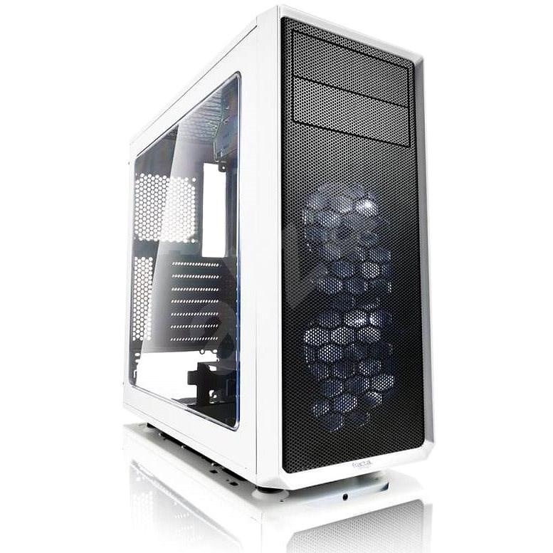 Fractal Design Focus G White - Počítačová skříň