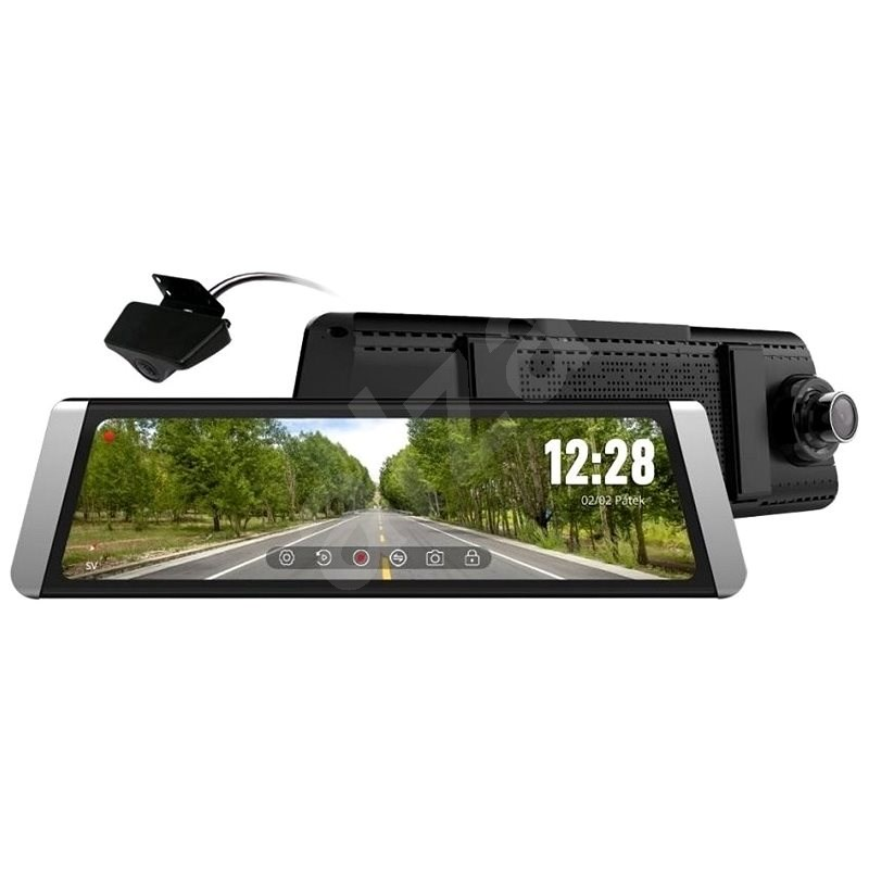 Cel-Tec M10s DUAL GPS Premium - Kamera do auta