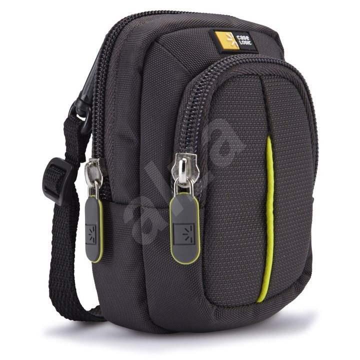 Case Logic DCB302GY šedé/žluté - Pouzdro na fotoaparát
