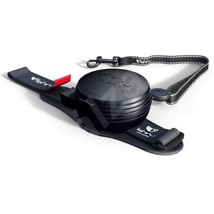 Lishinu3 Black L 13-40 kg  - Vodítko