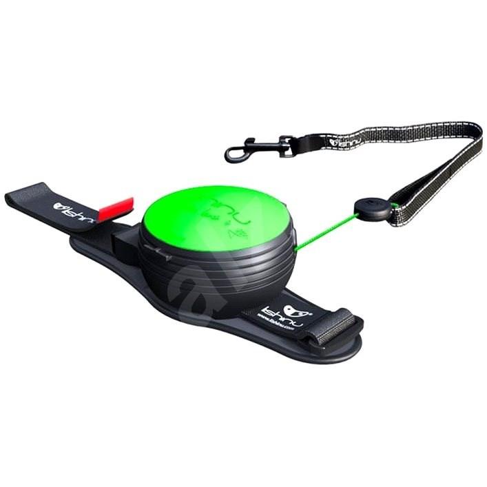 Lishinu3 Neon Green L 13-40 kg  - Vodítko