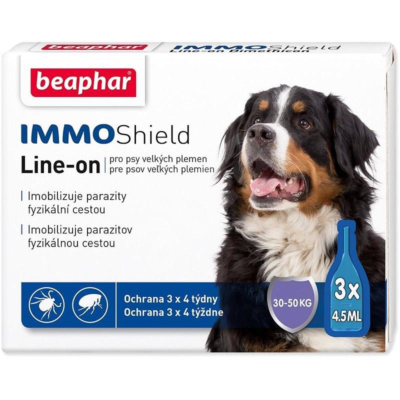 Beaphar Line-on IMMO Shield pro psy L - Antiparazitní pipeta