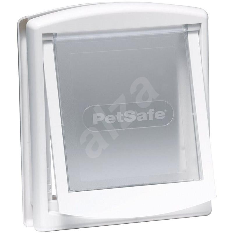 PetSafe Staywell 715 Originál, bílá, velikost S - Dvířka pro psy