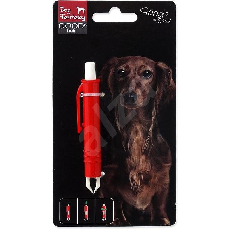 DOG FANTASY Pinzeta DF na klíšťata  plast 9cm - Pinzeta na klíšťata