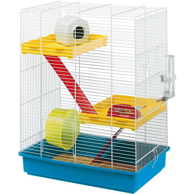 Ferplast Hamster Tris 46 × 29 × 58 cm - Klec pro hlodavce