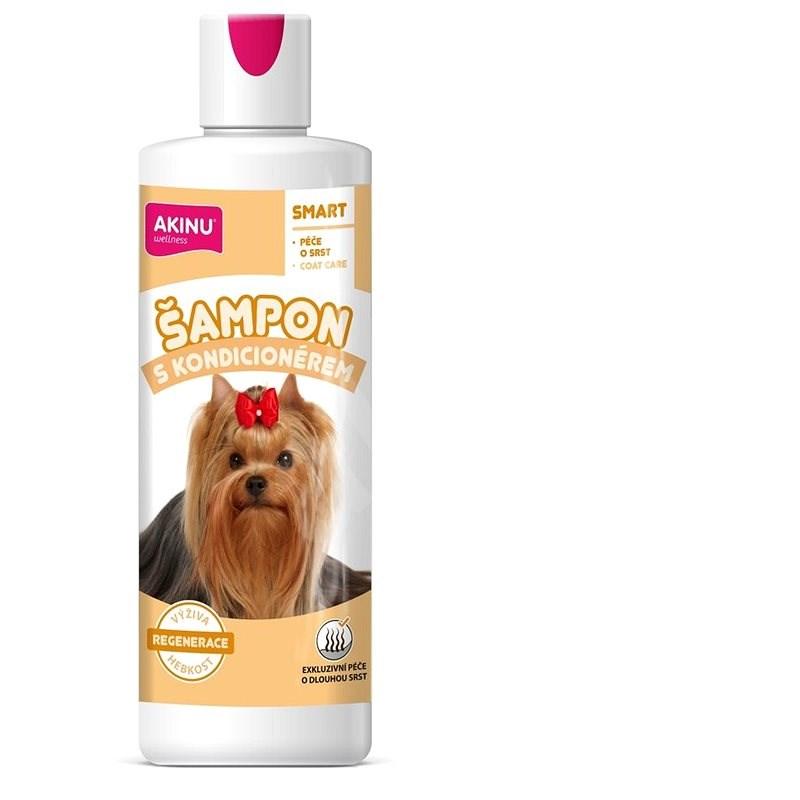 Akinu šampon s kondicionérem 250 ml - Šampon pro psy