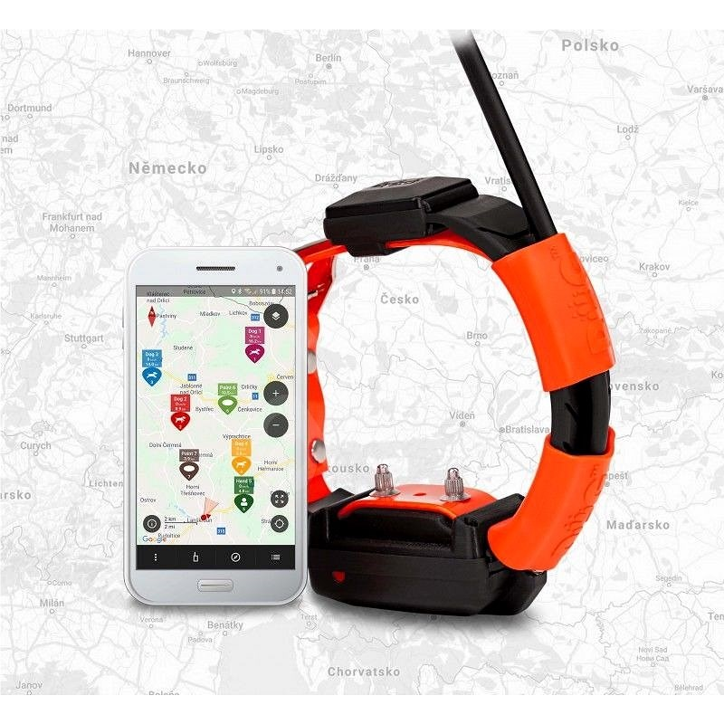 Dogtrace DOG GPS X30T obojek pro dalšího psa - Obojek pro psy
