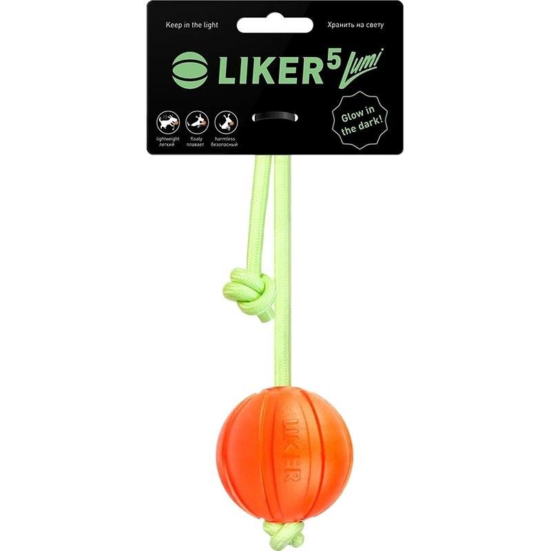 Liker Lumi 9 cm - Míček pro psy