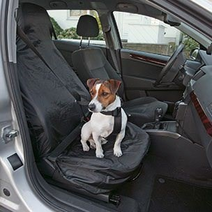 Karlie-Flamingo Front Seat Protective Cover 130 x 70cm - Dog Car Seat Cover