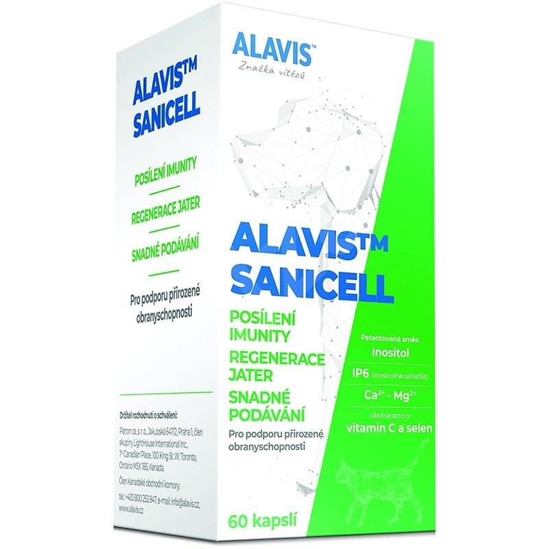 Alavis Sanicell 60 tbl. - Doplněk stravy pro psy