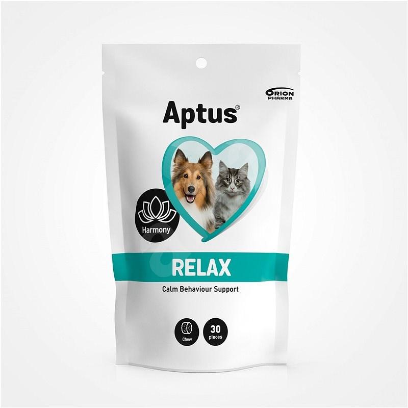 Aptus Relax vet 30 tbl. - Doplněk stravy pro psy