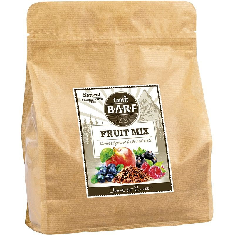 Canvit BARF Fruit Mix 800g - Food supplement for dogs