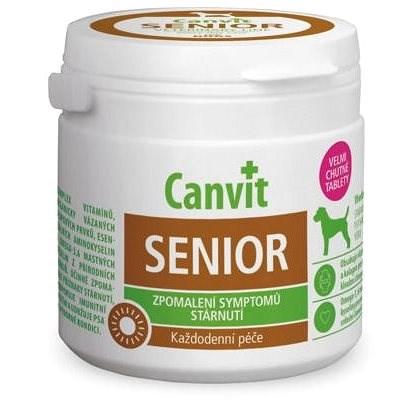 Canvit Senior pro psy 100g  - Doplněk stravy pro psy