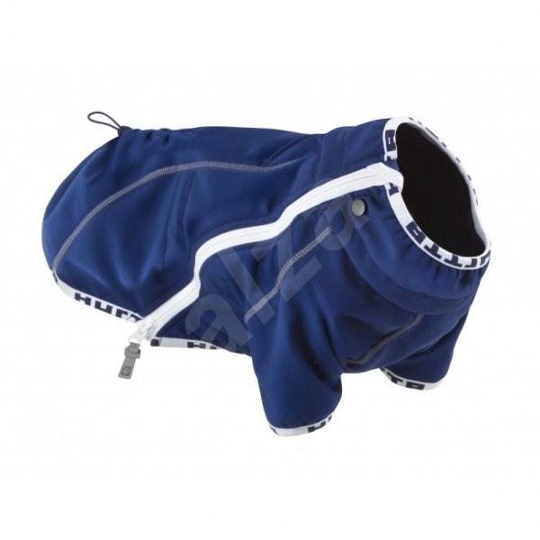 Obleček Hurtta GoFinland bunda 75 modrá - Obleček pro psy