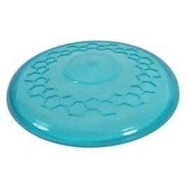 FRISBEE TPR POP 23 cm tyrkysová Zolux - Frisbee pro psy