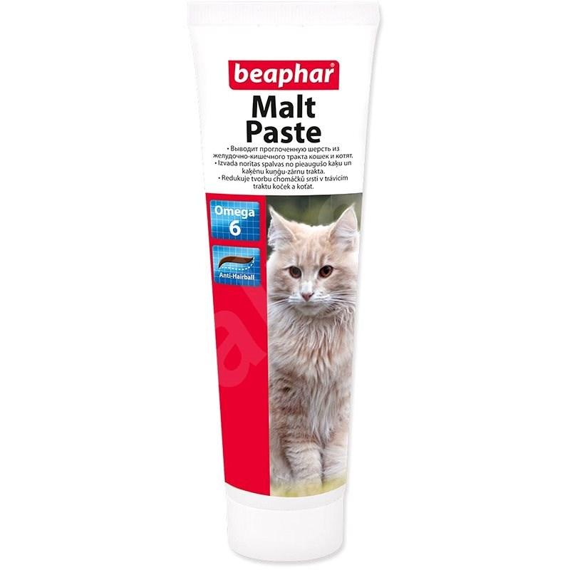 BEAPHAR Pasta Malt 100g - Doplněk stravy pro kočky