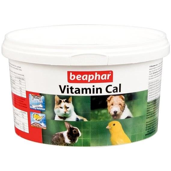 BEAPHAR Doplněk stravy Vitamin Cal 250g - Vitamíny pro psy