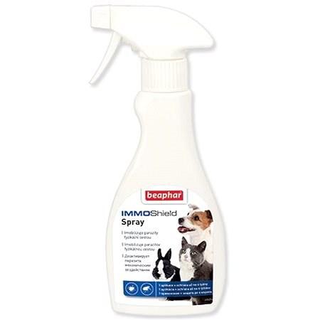 BEAPHAR IMMO Shield Spray 250 ml - Antiparazitní sprej